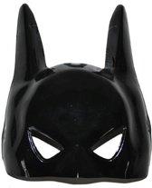 Vleermuisheld masker plastic - gezichtsmasker