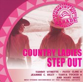 Country Hit Parade: Country Ladies Step Out