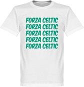 Forza Celtic T-shirt - XXL
