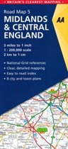 AA 5 Midlands & Central England