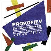 Berman/Gutierrez/Royal Concertgebou - The Piano Concertos