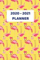 2020 - 2021 Planner: 2020 - 2021 Weekly Planner And Organizer, With To Do List, Makes Great Productivity Gift For Busy Professionals, And B