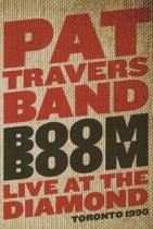 Pat Travers Band - Boom Boom Live At The Diamond (Toronto 1990)