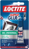 LOCTITE SUPER GLUE GEL 3GR