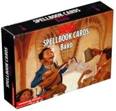 D&D Spellbook Cards Bard Deck
