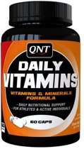 QNT Daily Vitamins - 60caps