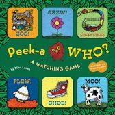 Peek-a Who? Matching Game