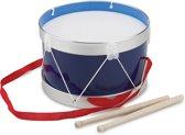 New Classic Toys - Trommel -  Ø 22 cm - Blauw