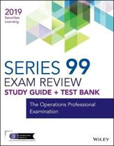 Wiley Series 99 Securities Licensing Exam Review 2019 + Test Bank
