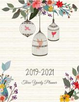 2019-2021 Three Yearly Planner