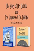 The Story AND The Voyages of Dr. Dolittle (Illustrated)
