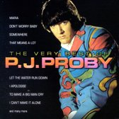 The Very Best Of P J Proby