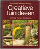 Creatieve tuinideeën