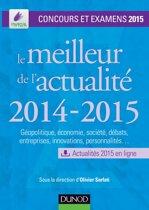 Le meilleur de l'actualité 2014-2015