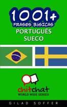 1001+ Frases Basicas Portugues - Sueco