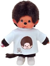 Monchhiichi Monchhichi Fashion T-Shirt Met Sneakers
