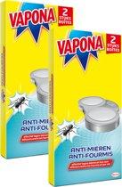 Vapona - Mierenlokdoos - 2 per pak - 2 pakken