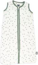 Briljant Baby Zomerslaapzak - 90 cm - Spots - stonegreen