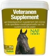 NAF Veteranen Supplement - 3000gr