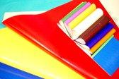 Sitspapier op blok 10 kleuren 100 vel 35x50cm