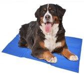 Duvo Koelmat Hond - Blauw - M: 65 x 50 cm