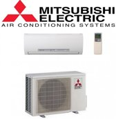 2,5 KW Mitsubishi airconditioner complete set WSH-FH25i
