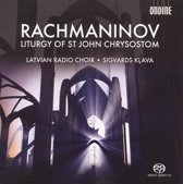 Rachmaninov: Liturgy Of  St John