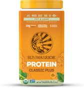 Sunwarrior Proteïne Classic Plus - Naturel - 750 gram