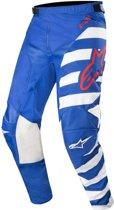 Alpinestars Crossbroek Racer Braap Blue/White/Red-36
