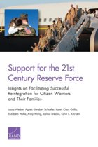 Support for the 21st-Century Reserve Force