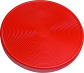 Tunturi Balance board - Balansbord - Balanstrainer PE - Rood - п 40 cm