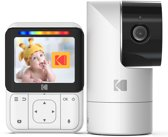 Kodak C225 Wifi babyfoon met beweegbare camera en 2.8