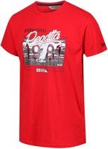 Regatta-Cline III-Outdoorshirt-Mannen-MAAT XXL-rood