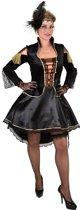 Steampunk Kostuum | Moulin Rouge Steampunk Showgirl | Vrouw | Large | Carnaval kostuum | Verkleedkleding
