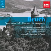 Bruch: Symphonies And Concerto