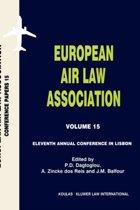 European Air Law Association Volume 15