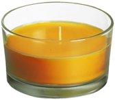Bolsius - Kaars - In glas - Citronella/Citroengras