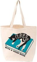 Curled Up with a Good Book Tote