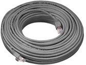 Multi-Kabel Networking Cat5E Ethernet Kabel met RJ-45 Plug - UTP - CCA - Grijs - 30 meter