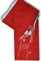 91c30dc4939 bol.com | Handdoek licht muntgroen