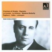 Kozlovsky - Recital No.1