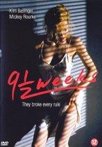 DVD cover van Speelfilm - 91/2 Weeks