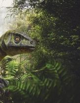 Dinosaur Composition Book