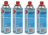 gasfles | Gasbus voordeelset 4 stuks voor onkruidbrander