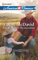 The Rancher's Homecoming (Mills & Boon American Romance) (Sweetheart, Nevada - Book 1)