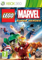 Game XBOX 360 LEGO Marvel Super Heroes