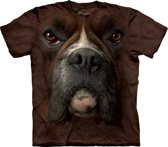 Honden T-shirt Boxer S