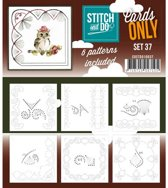 Cards Only Stitch 37