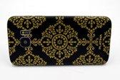 Backcover hoesje voor Samsung Galaxy S7 Edge - Zwart