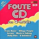 De Foute Cd Van Qmusic Vol. 1
